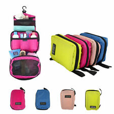 Useful Travel Cosmetic Toiletry Purse Holder Beauty Wash Bag Organizer Hanging H
