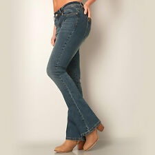 Bench Womens Hurdy Straight Leg Jean In Denim From Get The Label