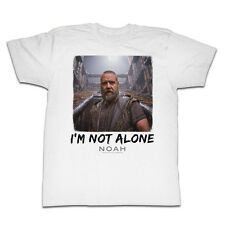Noah 2014 Action Adventure Movie I'm Not Alone Ark Poster Adult T-Shirt