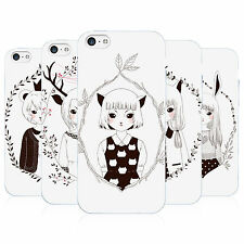 HEAD CASE MAIDENS OF THE WILD TPU SKIN BACK CASE COVER FOR APPLE iPHONE 5C