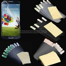 UN3F High Transparency +Mirror Screen Protector Film for Samsung Galaxy S4 i9500
