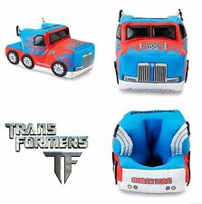 TRANSFORMERS 4 OPTIMUS PRIME Plush Slippers NWT Sizes 9/10,11/12, 13/1 or 2/3