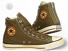 Converse All Star Chucks Hi Back Zip Vintage Timber / Braun 144771C