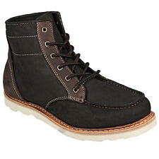 Boxfresh Mens Zelos Boots Lace-Up From Get The Label
