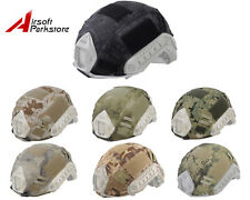 Tactical Military Hunting Airsoft Helmet Cover for Ops-Core Fast Helmet BJ/PJ/MH