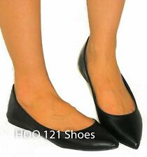 LOVE IT! Amazing Soft & Comfy* Pointy Toe Ballet Flats Rubber Grip
