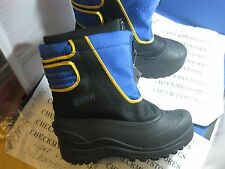 NIB new  Itasca SNOW STUMPER BIG KIDS YOUTH SHOES DUPONT THERMOLITE INSULATED