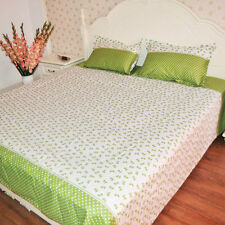 Occident style fashion personality Cartoon stripe bed sheet
