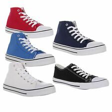 Mens New Classic Converse Hi Top Low Ankle Boots Trainers Shoes Pumps Sneakers