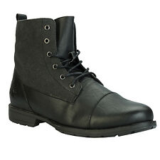 Sonneti Ardian Mens High Ankle Boots In Black From Get The Label HNY2