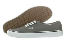 Vans Authentic Era VN-0JRAPBQ Pewter Grey Canvas Shoes Medium (B, M) Women