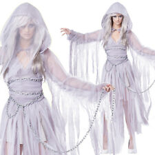Sexy Womens Corpse Ghost Bride Halloween Costume