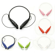 HV800 Wireless Bluetooth Stereo Music Earphone Headset Neckband for cellphone
