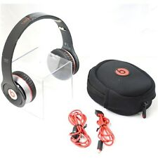 New Condition Beats By Dr. Dre Solo Wireless Bluetooth On-Ear Genuine Headphone