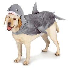 Casual Canine SHARK Pet  Dog Halloween Costume XS - XL ADORABLE!