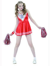 High School Musical Cheerleader Uniform Fancy Dress Costume Hen Night Outfit