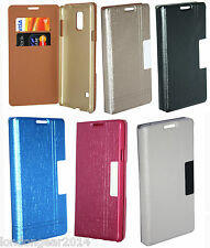 New Book Style Cover Wallet Case For Samsung Galaxy Note 4 , SM-N910S,SM-N910C