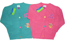 UPSY DAISY IN THE NIGHT GARDEN CARDIGAN BUTTON UP BABY GIRLS BNWT