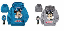 Baby Kids Boys Toddlers Hoodies Tracksuit Children Clothing Set Sportswear 2-8Y