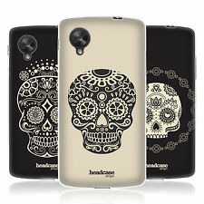 HEAD CASE CALAVERAS DE AZUCAR GEL REAR CASE COVER FOR LG GOOGLE NEXUS 5 D821