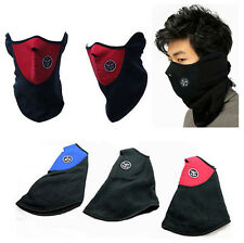 Motorcycle Ski Bike Biker Neoprene Winter Neck Warm Face Mask Veil Sport JT12