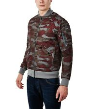 Duck and Cover Monroe Bomber Padded Style Jacket Winter Coat