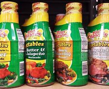 Tony Chachere's Famous Creole Cuisine Injectables Marinade Seasoning ~ Pick One