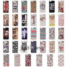 """For Apple iPhone 6 4.7"""" Good Chic Multi-Pattern Hard PC Skin Back Cover Case HOT"""