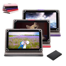 """iRulu eXpro X1s 10.1"""" Android 4.4 KitKat Tablet PC Quad Core 1GB/16GB w/ Cases"""