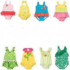 Gymboree Baby Girl Swimsuit 1 Pc UPF 50+ Sunscreen NWT 0 3 6 12 18 24 2T 4T 5T