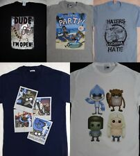 Regular Show Mordecai & Rigby Cartoon T-Shirt