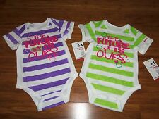 NWT Under Armour LOT One-Piece Outfits Baby Girls 3 6 Months