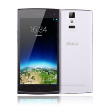 "IRULU Smart Cell Phone V1S 5"" Quad Core Android 4.4 Kitkat 3G Unlocked Free Gift"