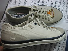 nib new Skechers  Relaxed Fit Diamondback LEVON 64025 CASUAL COMFORT LACE UP