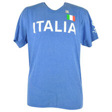 Fifa World Cup 2014 Italia Italy Heather Soccer Futbol Mens Tee Tshirt