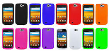 Silicone Case for Samsung Galaxy W SGH-T679M Exhibit II 4G SGH-T679 Ancora Phone