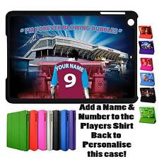 PERSONALISED WEST HAM UNITED UNOFFICIAL MAGNETIC COVER IPAD MINI SMART CASE GIFT