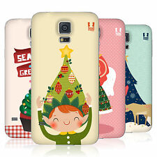 HEAD CASE JOLLY TREES REPLACEMENT BATTERY DOOR COVER FOR SAMSUNG GALAXY S5