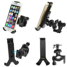 Motorcycle Bike Bicycle Handlebar Mount Holder Bracket For iPhone Cell Phone MP4