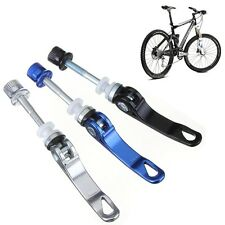 Road Bike Bicycle Seat Post Quick Release Binder Clamp Bolt Aluminium Alloy New
