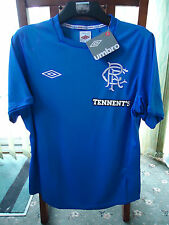 RANGERS Home Shirt 2012-13 SMALL & MEDIUM Adults BNWT Umbro Glasgow New & Tags
