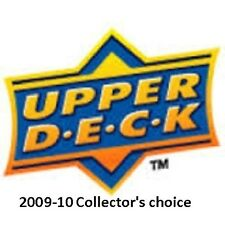 2009-10 Upper deck Collector's choice Pick your card in the list Cards #101-150