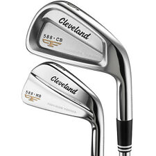 Cleveland 588 Forged MB/CB Iron Set RH #3-P Steel NEW - Select your Flex