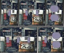 Route 66 Gas Station Wall Decor Light Switch Plate Cover