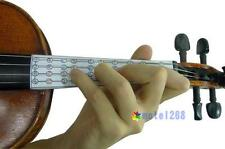 5pcs stickers of the fingering position for learn to play the violin 4 model MTC