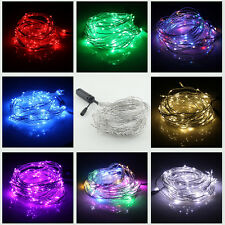 160 LED String Fairy Lights Lamp for Christmas Tree Xmas Party Garden DC 12V