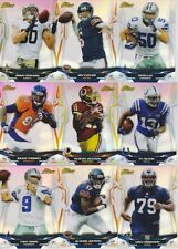 2014 Topps Finest Refractors Football Complete Your Set! (Flat Shipping Rate)