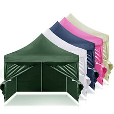 10'x10' Pop Up Folding Party Tent Outdoor Wedding Gazebo Canopy Sidewall