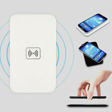 Newest QI Standard Universal  Wireless Power Charger Mat Charging Pad 2Colors CA