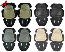 Airsoft Tactical Outdoor G3 Protective Knee Pads for Military G3 Pants Trousers